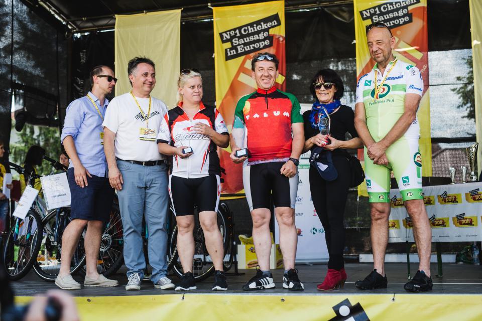 Med nepregledno množico kolesarjev na lanskem Poli maratonu je bilo tudi 271 članic in članov SVIZ ter njihovih družinskih članov iz vse Slovenije. SVIZ je kot ekipa osvojil drugo mesto med organiziranimi skupinami.